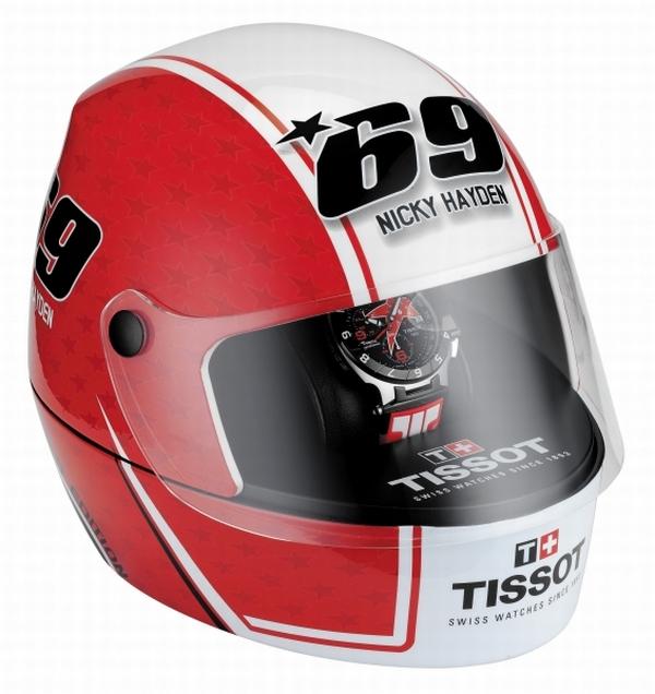 29ec134de14 O relógio inspirado no piloto do MotoGP